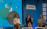 LFB sarunu festivālā LAMPA 2020