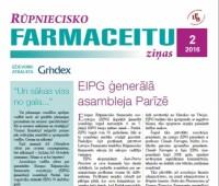 Rūpniecisko farmaceitu sekcijas ziņu biļetens nr.2-2016?v=1481163127