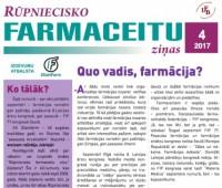 Rūpniecisko farmaceitu sekcijas ziņu biļetens Nr. 4-2017?v=1544477401