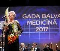 Pasniegta Gada balva medicīnā 2017